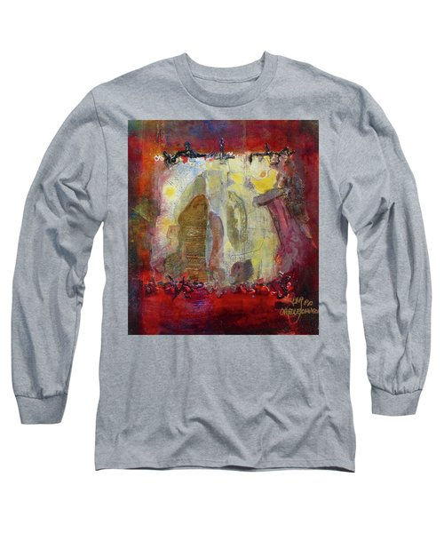 Energies And The Yellow Bird Long Sleeve T-Shirt