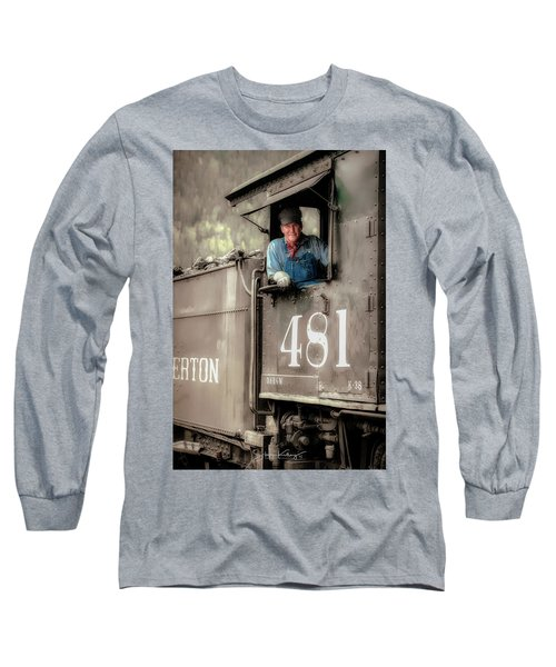 Engineer 481 Long Sleeve T-Shirt
