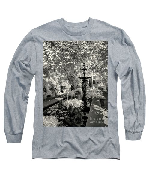 Enid A. Haupt Conservatory Long Sleeve T-Shirt