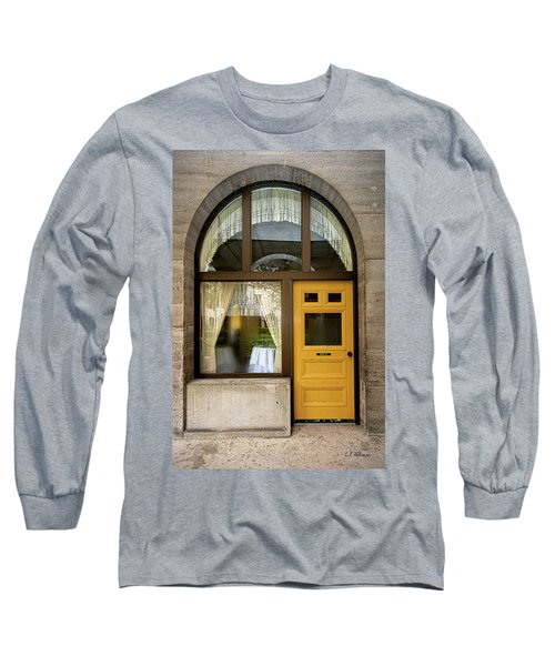 Entry Geometrics Long Sleeve T-Shirt
