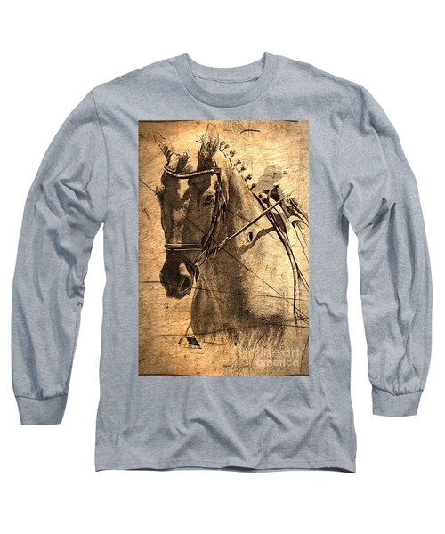 Equestrian Long Sleeve T-Shirt