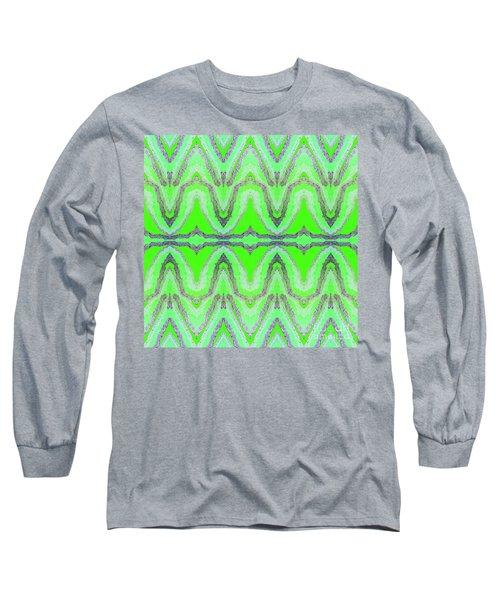 Equilibrium  Long Sleeve T-Shirt by Rachel Hannah