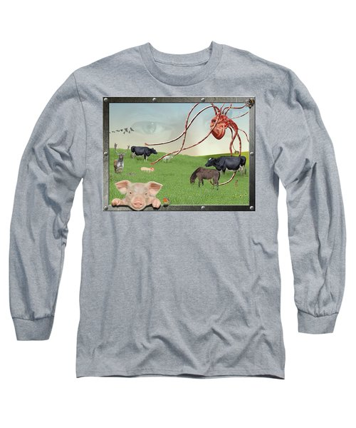 Escape From Eden Long Sleeve T-Shirt