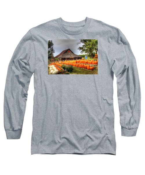 Escape To Autumn Long Sleeve T-Shirt