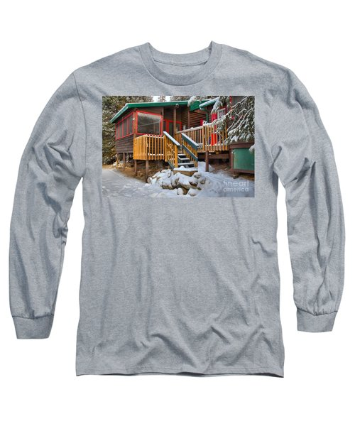 Escape To Beauty Creek Long Sleeve T-Shirt
