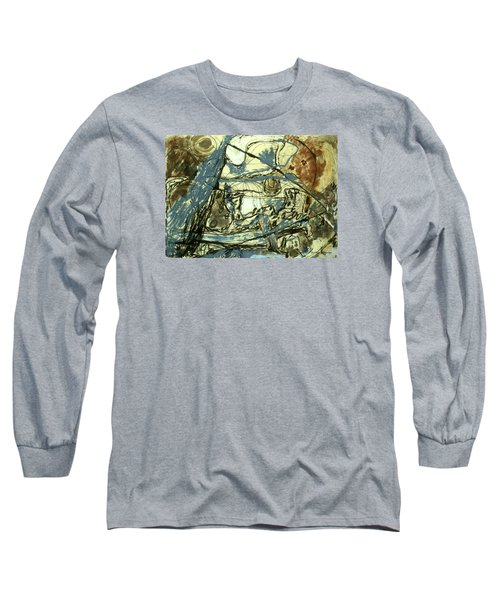 Escaping The Whirlwind Long Sleeve T-Shirt