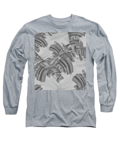 Escheresque Nyc Long Sleeve T-Shirt