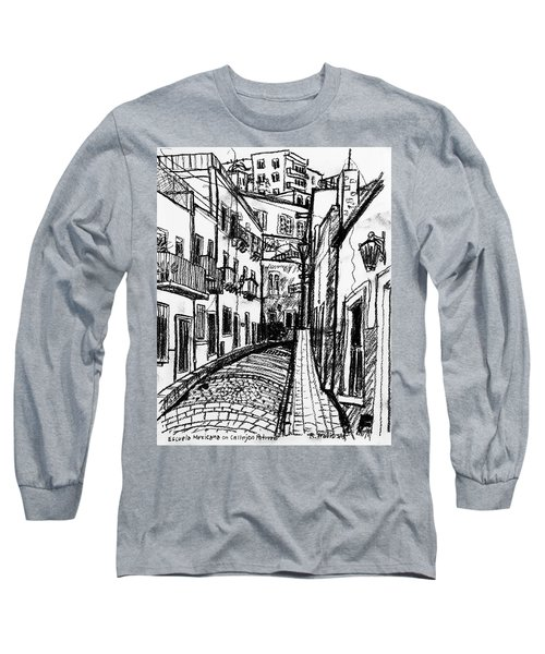 Escuela Mexicana Long Sleeve T-Shirt