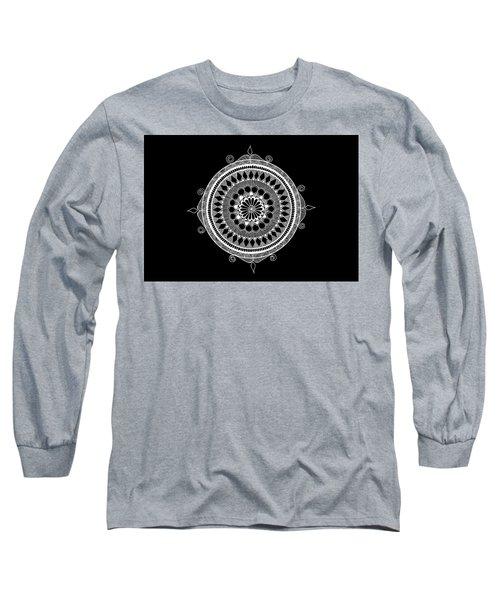Estrella Mandala Long Sleeve T-Shirt
