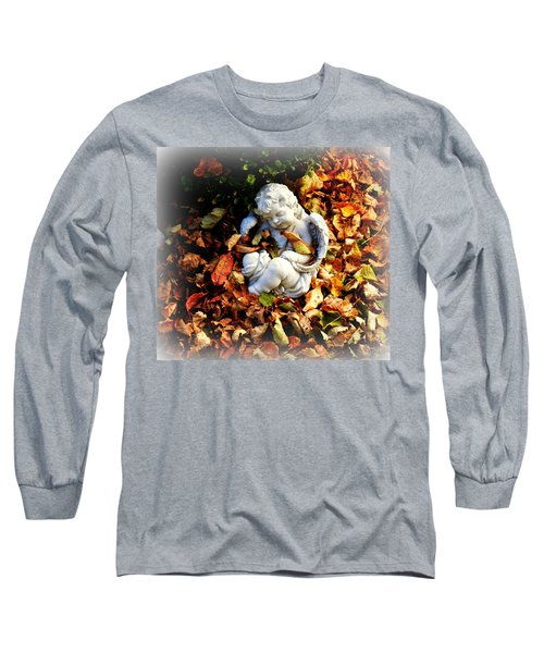 Ethereal Cherub Long Sleeve T-Shirt