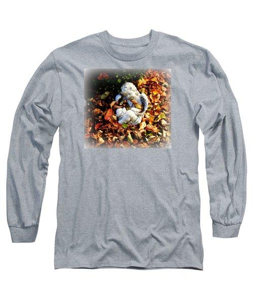 Ethereal Cherub Long Sleeve T-Shirt