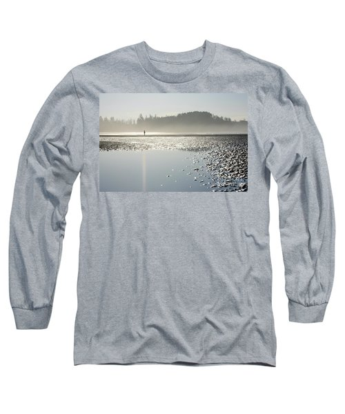 Ethereal Reflection Long Sleeve T-Shirt