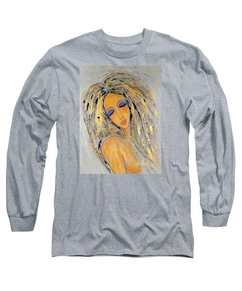 Ethereal Stillness  Long Sleeve T-Shirt