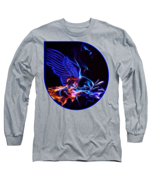 Ethnic Wing Of Fire T-shirt Long Sleeve T-Shirt
