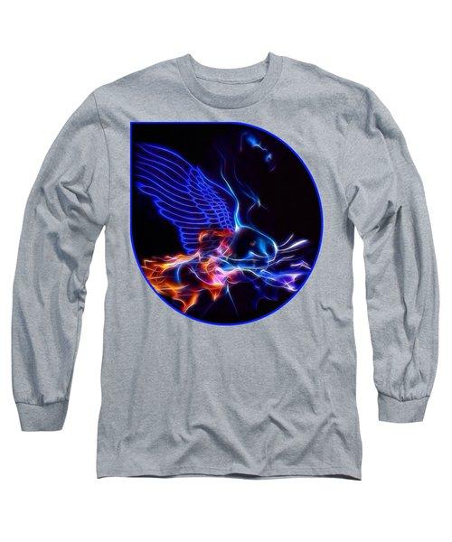 Ethnic Wing Of Fire T-shirt Long Sleeve T-Shirt
