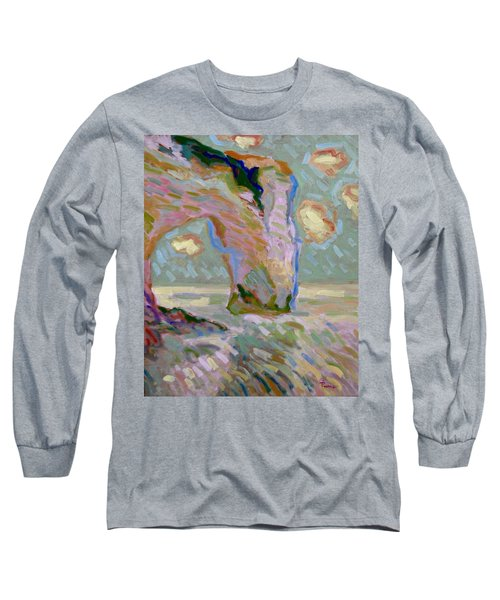 Etretat -1 Long Sleeve T-Shirt