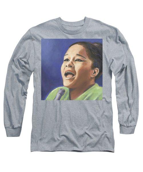 Etta James Long Sleeve T-Shirt
