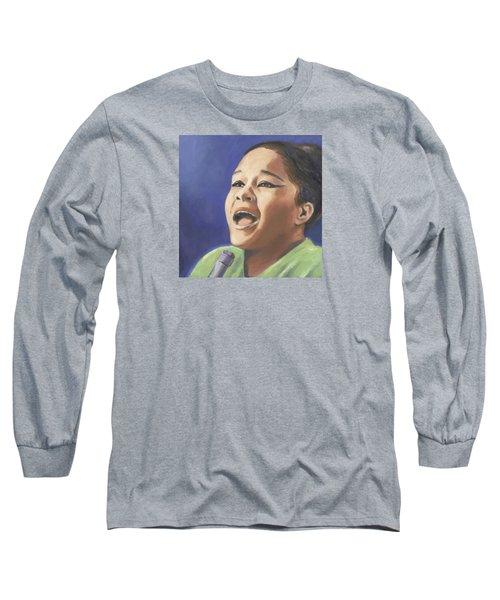 Etta James Long Sleeve T-Shirt