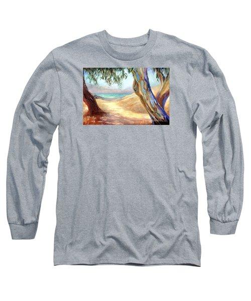 Eucalyptus Beach Trail Long Sleeve T-Shirt