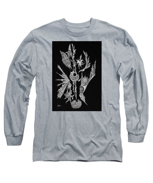 Euphoric Long Sleeve T-Shirt by Charles Cater