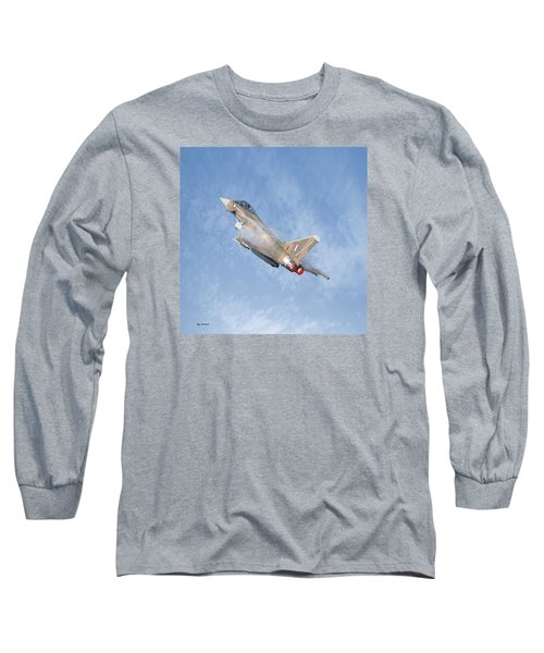 Eurofighter Long Sleeve T-Shirt by Roy McPeak