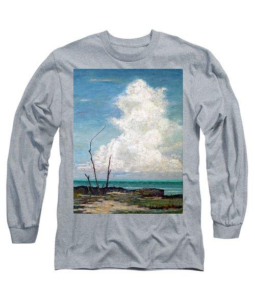 Evening Cloud Long Sleeve T-Shirt