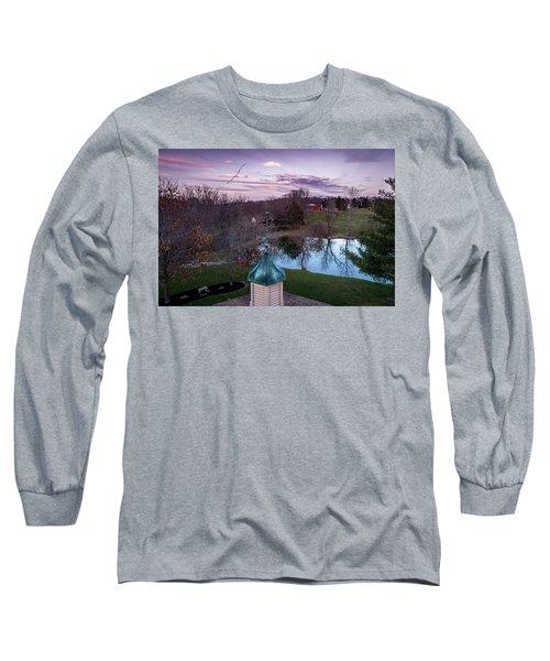 Evening Dove Long Sleeve T-Shirt