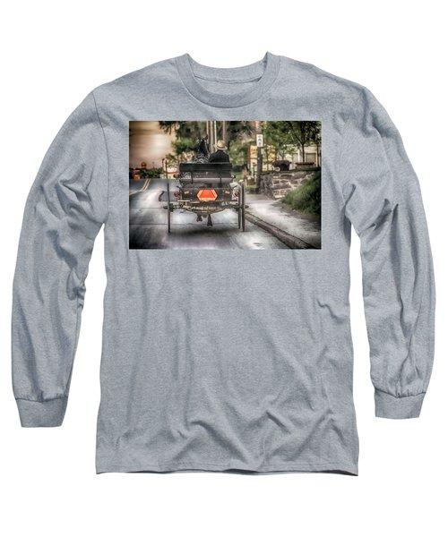 Evening Traveler Long Sleeve T-Shirt