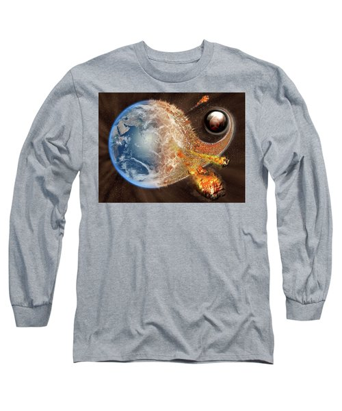 Event Horizon Long Sleeve T-Shirt