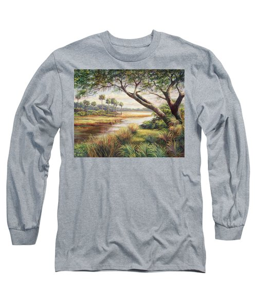 Everglades Afternoon Long Sleeve T-Shirt