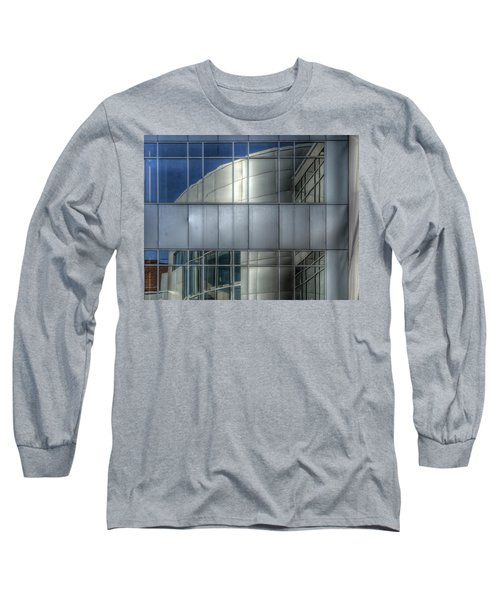 Exeter Hospital Long Sleeve T-Shirt by Rick Mosher