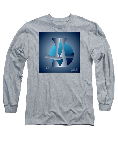 Expert Debate Long Sleeve T-Shirt by Leo Symon
