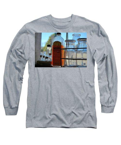 Expired On The Shelf Long Sleeve T-Shirt
