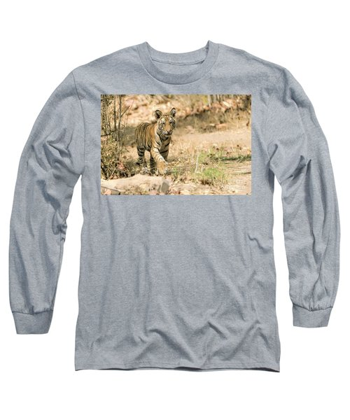 Exploring Long Sleeve T-Shirt