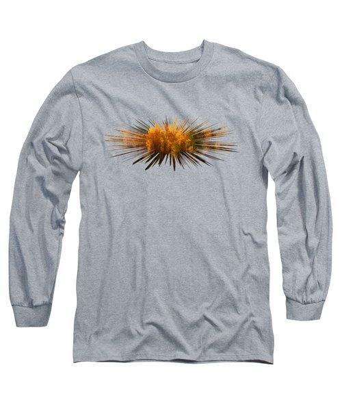 Explosion Of Autumn Long Sleeve T-Shirt