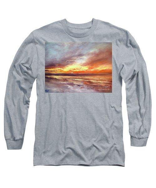 Explosion Of Light Long Sleeve T-Shirt