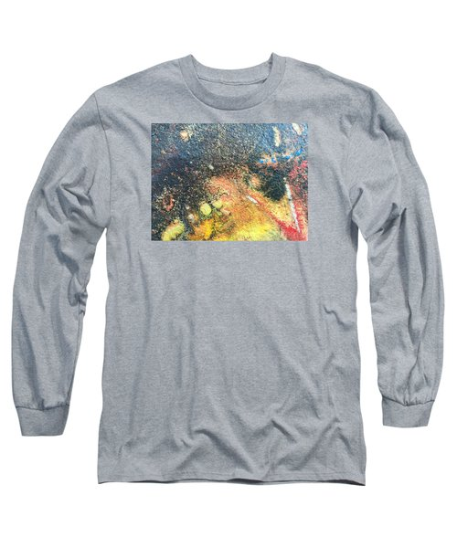 Explosive Sunrise Long Sleeve T-Shirt