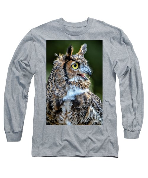 Expressive Long Sleeve T-Shirt by Amy Porter