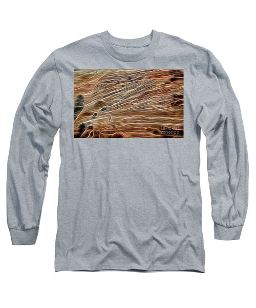 Extreme Abstract Zion  Long Sleeve T-Shirt