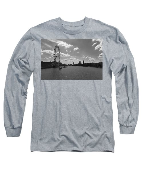 Eye And Parliament Long Sleeve T-Shirt
