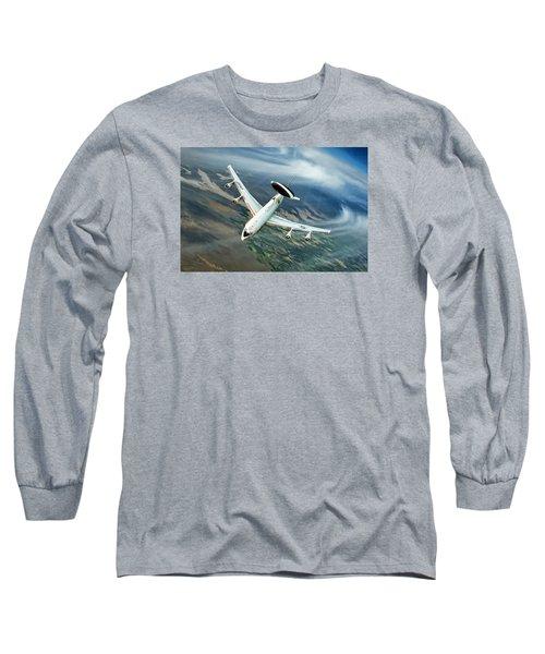 Eye In The Sky Long Sleeve T-Shirt