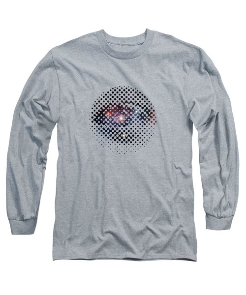 Eye Of Galaxy Long Sleeve T-Shirt