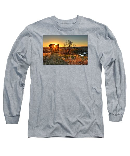 Eye Of The Monolith Long Sleeve T-Shirt