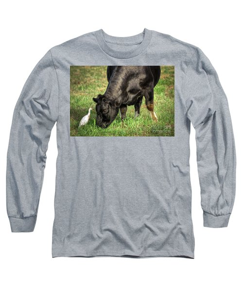 Eye To Eye Long Sleeve T-Shirt