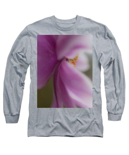 Eyelashes Long Sleeve T-Shirt