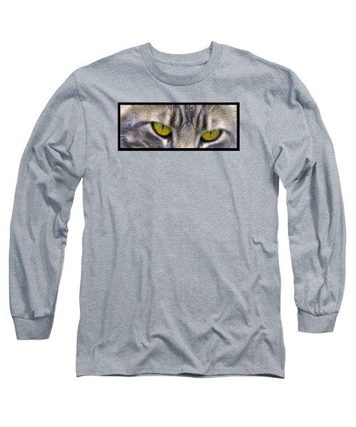 Eyes 1c Long Sleeve T-Shirt