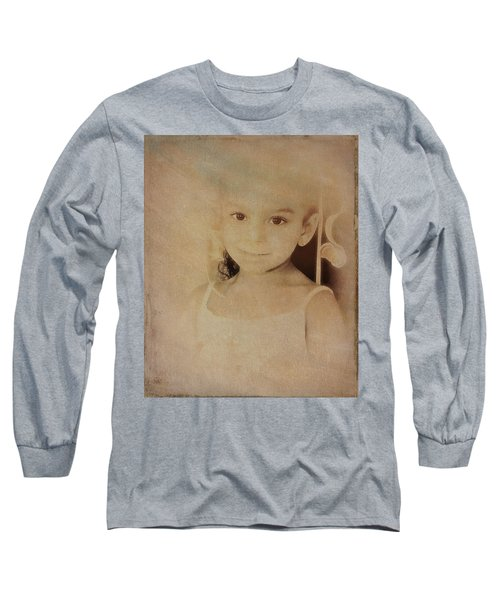 Innocent Eyes Long Sleeve T-Shirt