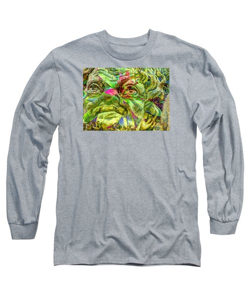 Eyes Long Sleeve T-Shirt