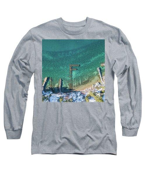 F Marks The Spot Long Sleeve T-Shirt