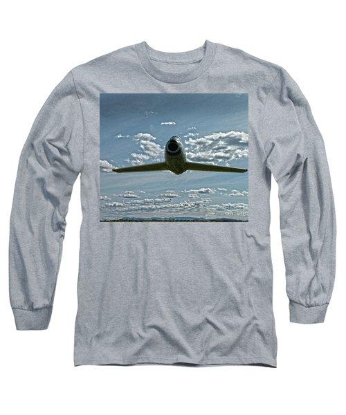 F86 Long Sleeve T-Shirt by Diane E Berry